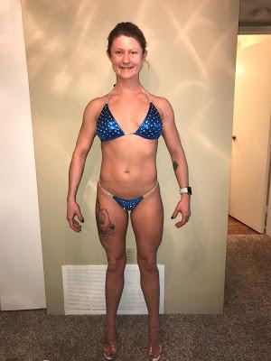 Bikini Show Prep–Week 4